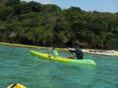 沖縄 カヤックのオーシャンブリッジSTAFFブログ